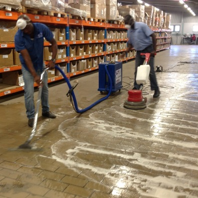 Industrial Cleaning Services Glitz Cleaning